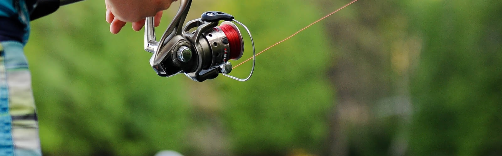 Pêche sur le lac d'Enghien