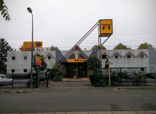 Formule 1 Pontoise