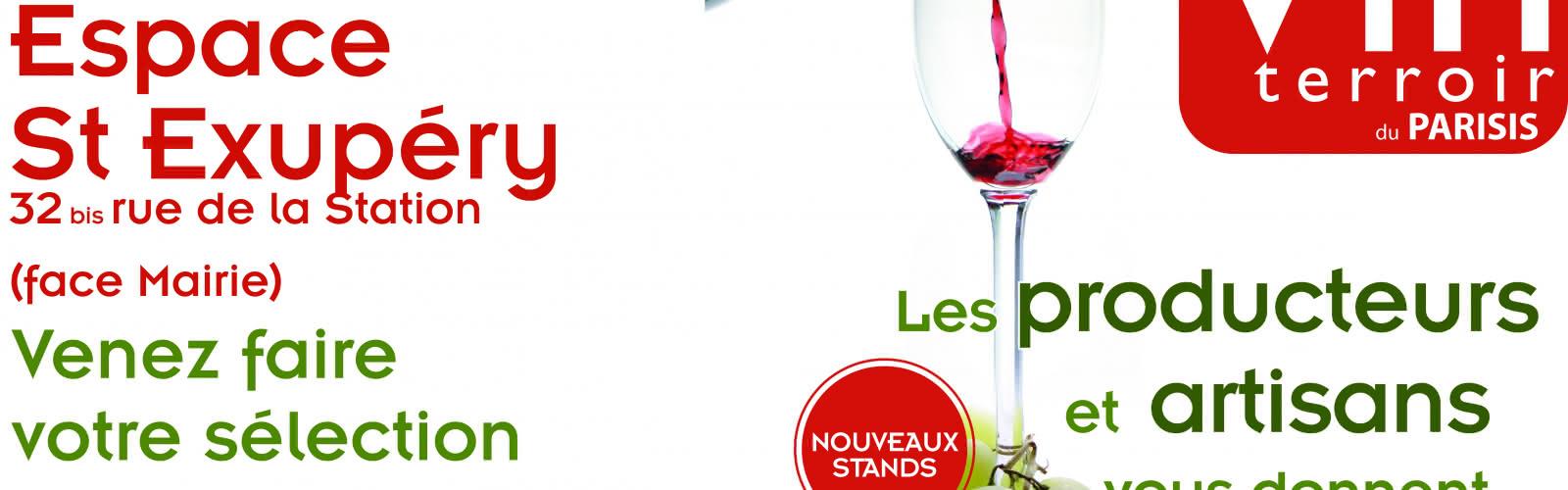 Salon du Vin et du Terroir du Parisis