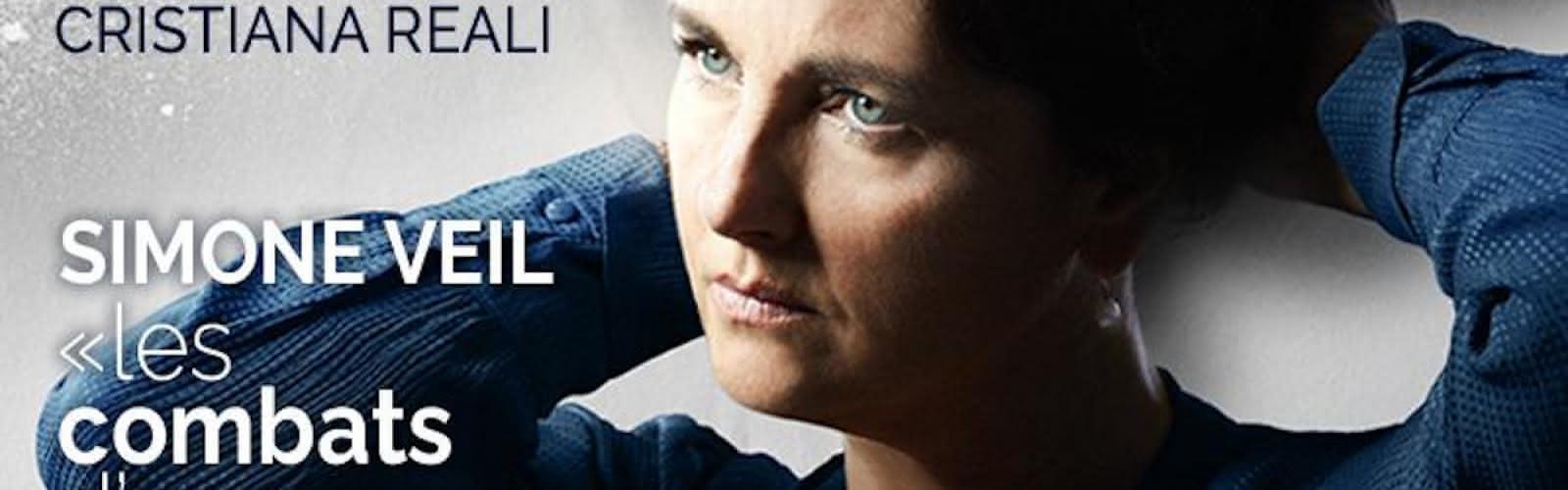 Simone Veil 'Les combats d'une effrontée'