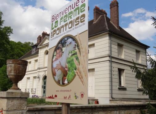 Ferme pédagogique de Pontoise