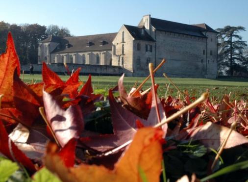 Parc de l'abbaye de Maubuisson