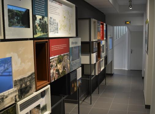 Visites guidées d'Octobre : Pontoise  au 19e siècle, un  bouleversement urbain