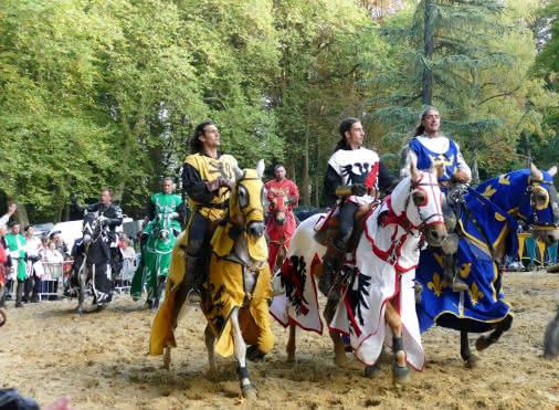 Fête Médiévale d'Asnières sur Oise