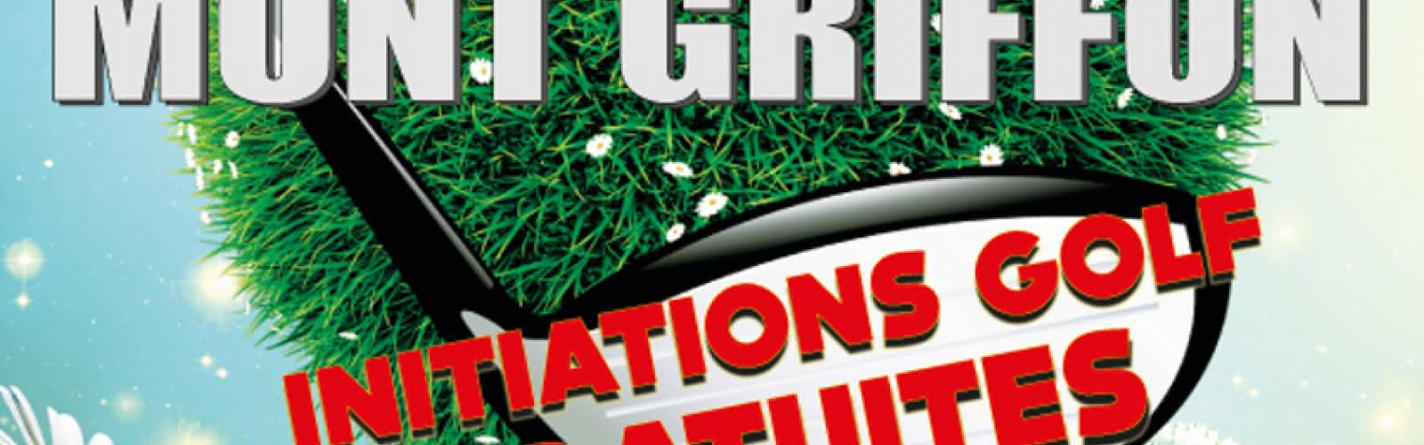 Initiation golf gratuite