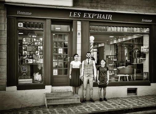 Les Exp'Hair-Sidi Bensoula