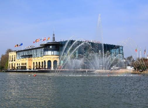 Office de Tourisme et des Congrès d'Enghien-les-Bains