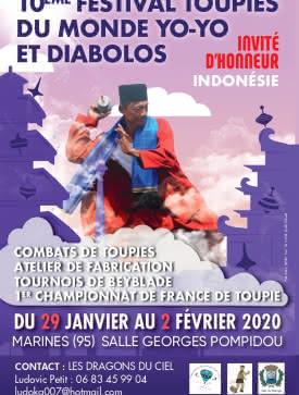 Festival des Toupies du Monde, Yoyo et Diabolo