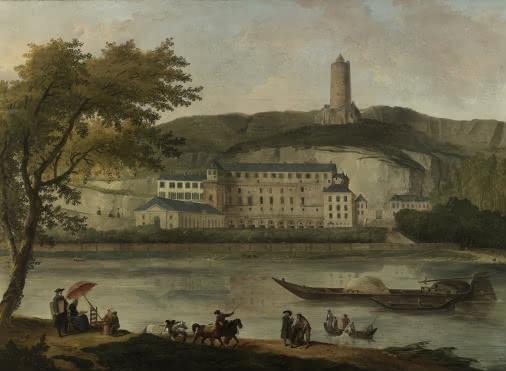 Exposition 'Hubert Robert et la fabrique des jardins'