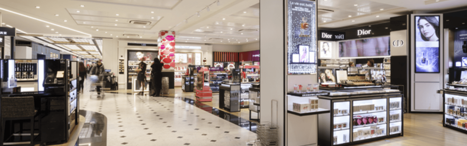 Boutique Duty Free CDG
