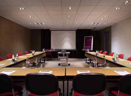 Mercure Paris Roissy CDG_salle de réunion