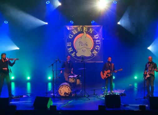 Mériel concert celtique 'The Green Duck' samedi 14 mars 2020 à 20h30