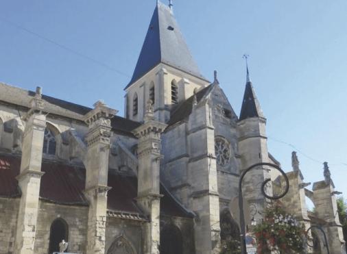 L'étonnant journal d'un curé de Villiers-le-Bel sous l'ancien Régime