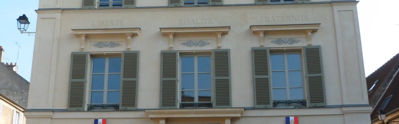 Mairie de Luzarches