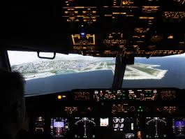 Flight sensations