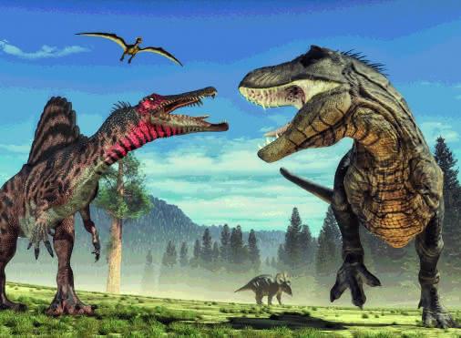 Fascinants dinosaures !