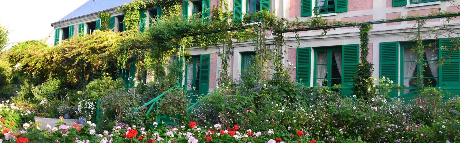 Fondation Claude Monet à Giverny