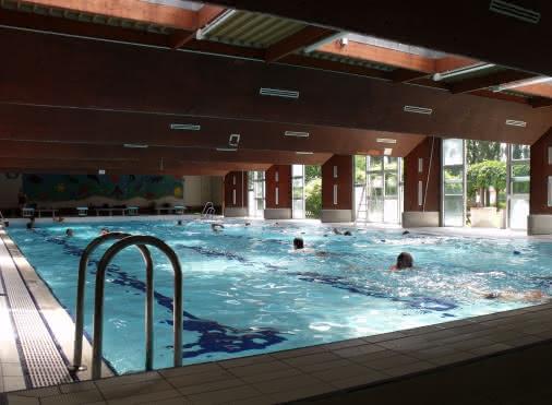 Roissy swimmingpool