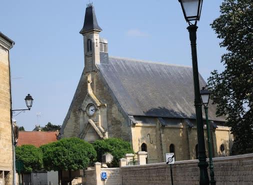 L'église Saint-Joseph
