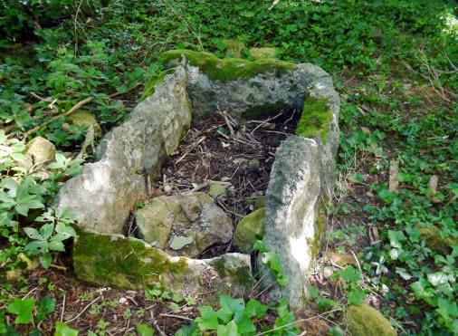 Coffre mégalithique de Bellevue