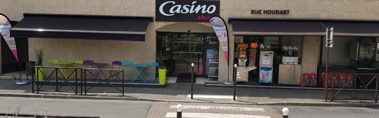Casino Shop, Roissy-en-France