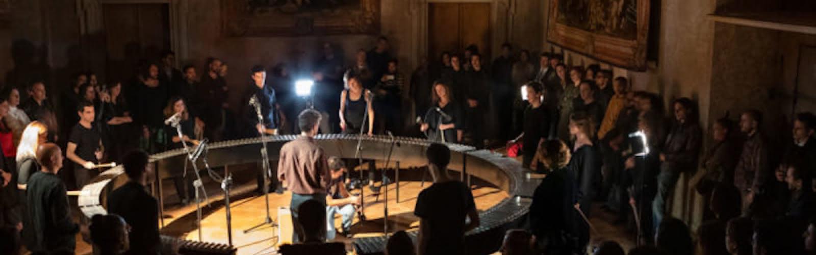 Rencontre musicale interactive : autour du Métallophone
