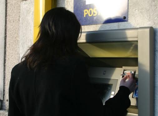 post office ATM