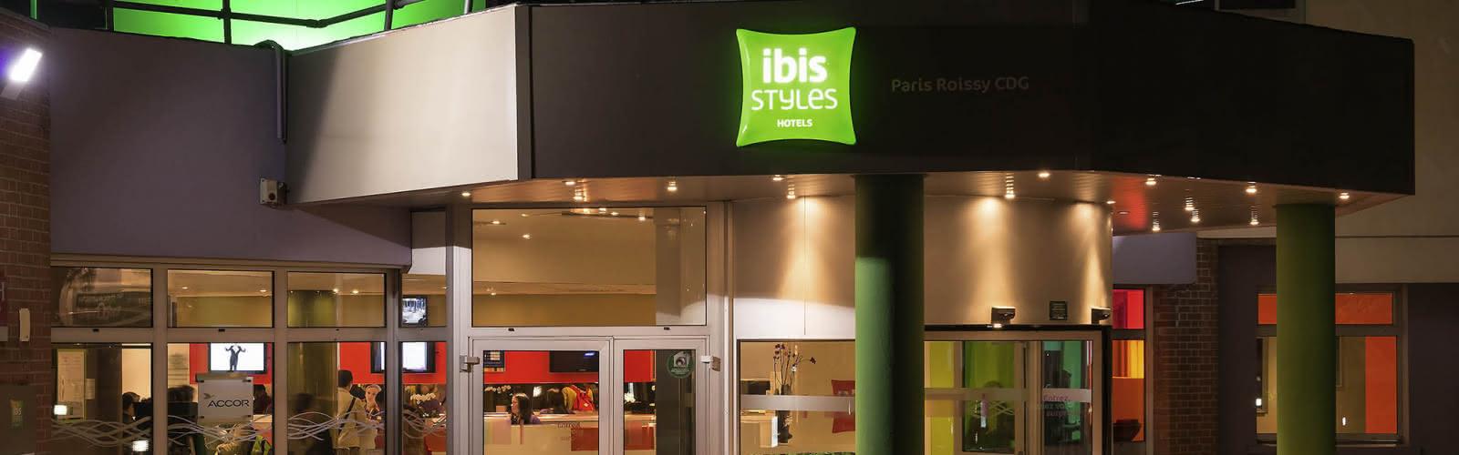 Devanture Ibis Styles