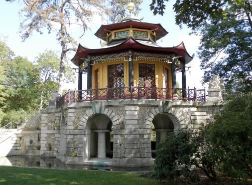 Les Journées du Patrimoine Pavillon Chinois