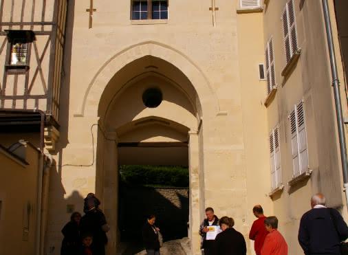 Porte Saint Côme