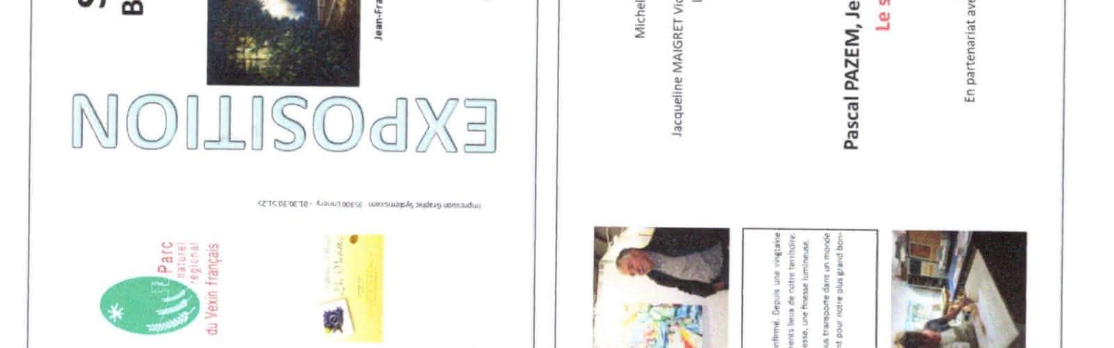 invitation expo peintures 2019