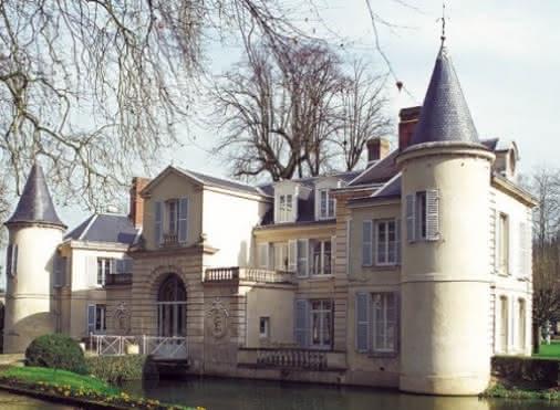 Le Château de Chaumontel