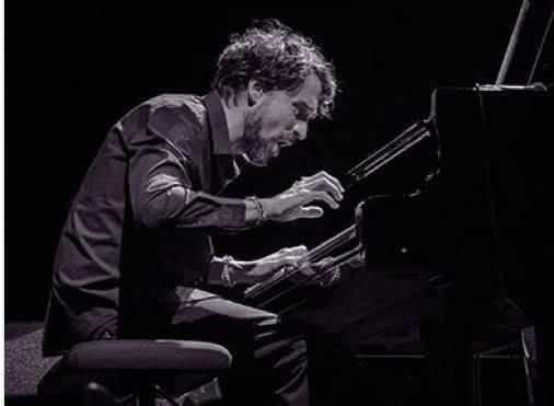 Concert Jazz au Fil de l'Oise : Baptiste Trotignon - Pianiste