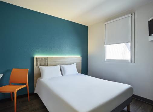 Hôtel hotelF1 Cergy