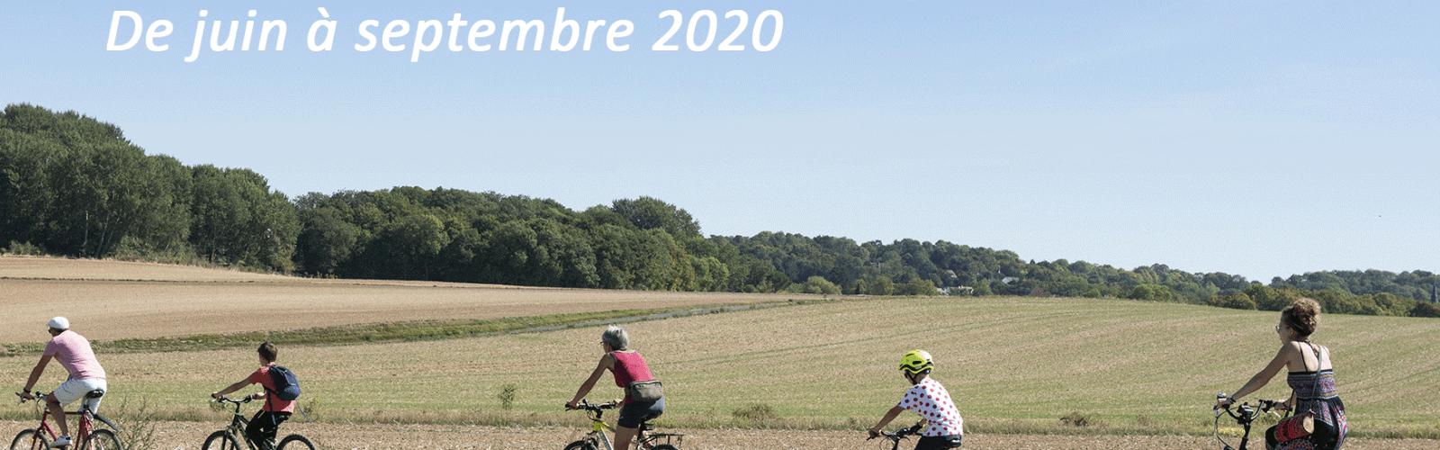 Un été à vélo