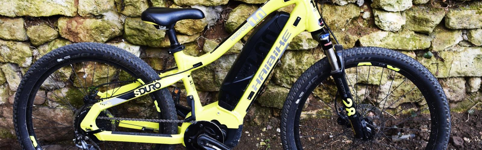 Vélo électrique à la location