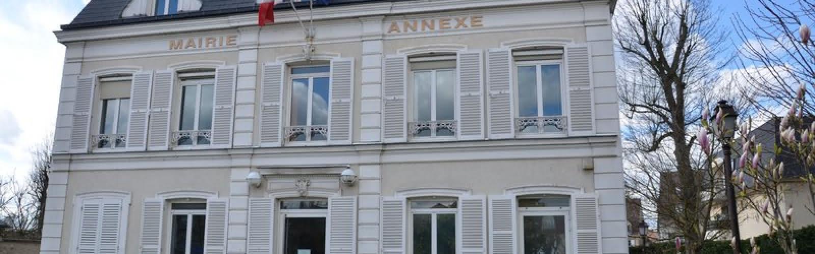 Mairie Annexe - Roissy-en-France