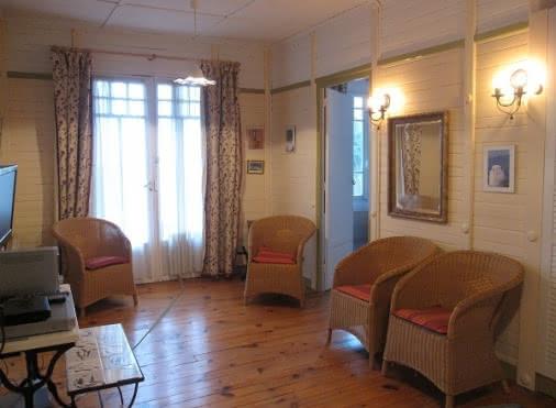 Le salon du Gîte rural de MONTSOULT