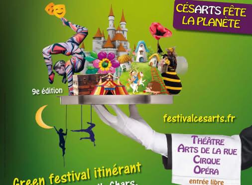 Festival césarts fête la planète