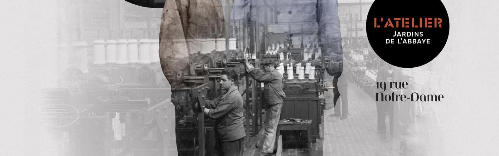 Affiche L'aventure industrielle d'Argenteuil