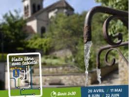 Parcours découverte de Saint-Prix
