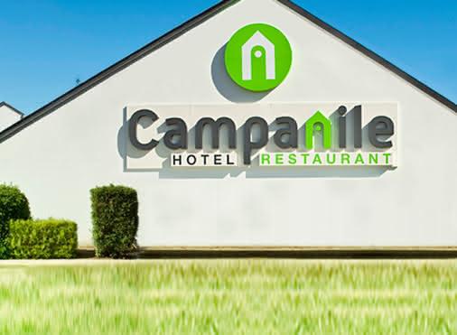 Hôtel Restaurant Campanile Sannois - Ermont