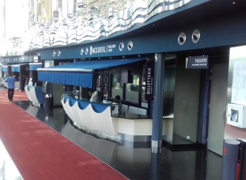 Théâtre du Casino Barrière d'Enghien-les-Bains