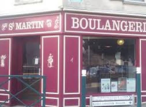 Boulangerie St Martin