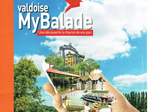 Valdoise MyBalade arrive dans le Grand Roissy