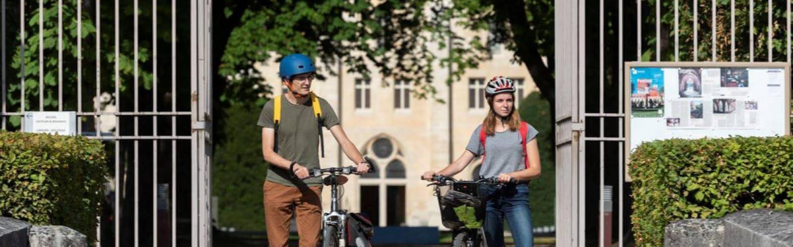 Royaumont à vélo