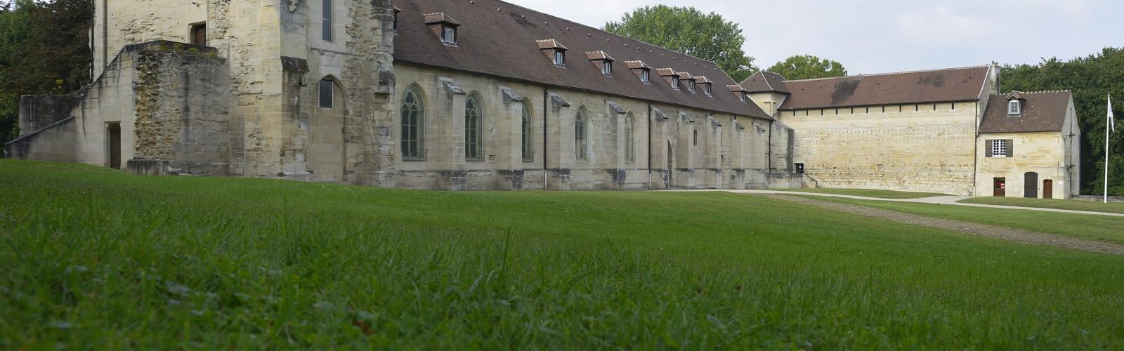 Abbaye de Maubuisson 2015