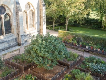 Les jardins de Royaumont