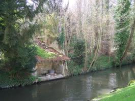 Jardin des lavandières - Pontoise