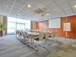 Salle de réunion - pavé